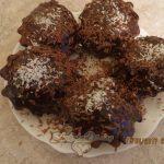 Фото 1. Шоколадные мини кексы.