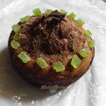 Фото 1 творожный кекс с шоколадом «Шапка Мономаха».