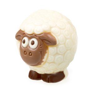 Фото figurki iz shokolada 10.