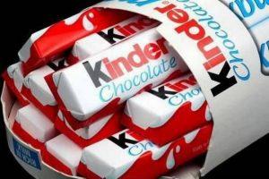 Из чего же состоит Киндер шоколад?