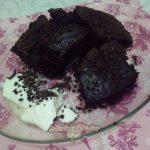Фото 1. «Какаолу ислак кек» - турецкий мокрый кекс с какао.