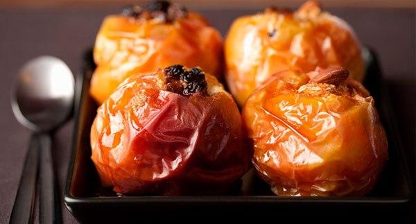 Фото запечь яблоки в микроволновке в виде пирога21.