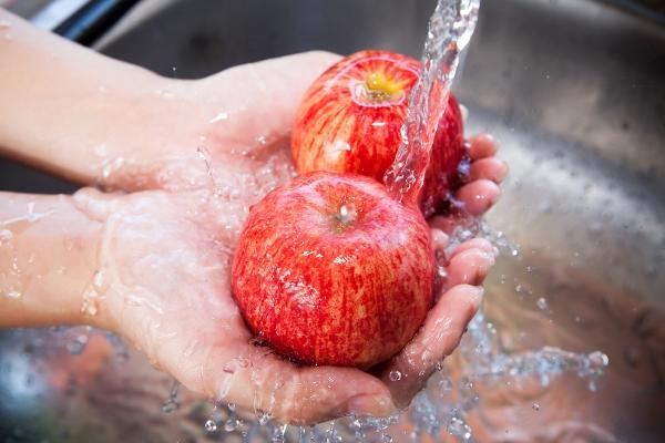 Фото запечь яблоки в микроволновке в виде пирога24.