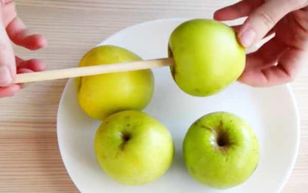 Фото запечь яблоки в микроволновке в виде пирога26.
