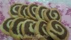 Фото 11. Песочное двухцветное печенье с какао и лимонной цедрой «Завитушка».