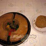 Фото торт «змейка» 07.