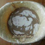 Фото творожный десерт «сказочные узоры» 08.