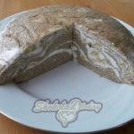 Фото творожный десерт «сказочные узоры» 11.