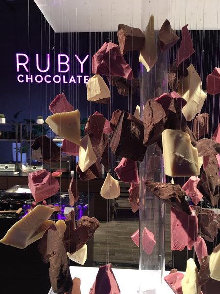 Фото ruby chocolate barry callebaut 2.