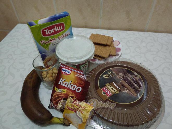 Фото ингредиенты для шоколадной мастики.