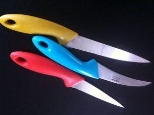 Фото Нож для чистки овощей