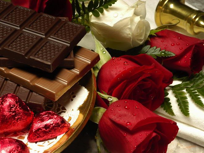 Фото шоколад 1.