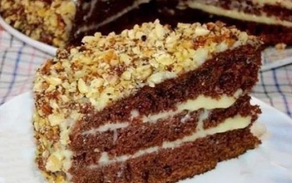 Фото shokoladniy tort arabskie skazki 01.