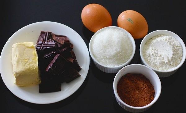 Фото shokoladniy tort na kipyatke 1.