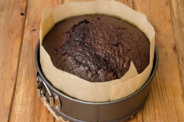 Фото shokoladniy tort na kipyatke 9.