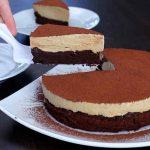 Фото shokoladnyj tort s kofejnym sufle bez muki  webvinegret ru.