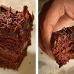 Фото tort bez yaic supervlazhnyj shokoladnyj pirog  webvinegret ru.