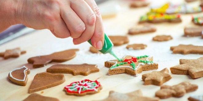 Фото novogodnee pechene recept 1.