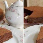 Фото ochen shokoladnyj i ochen nezhnyj tort   tryufel evy  nashakuhnia ru.