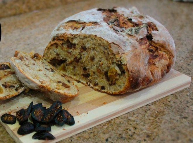 Фото shokoladnyy hleb v razreze 2.