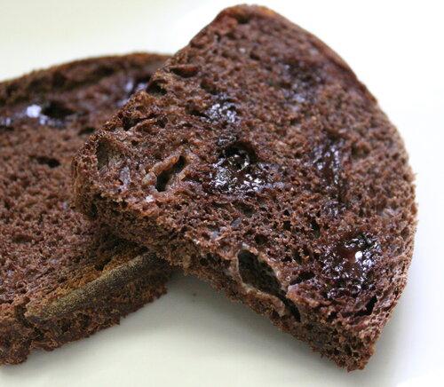 Фото shokoladnyy hleb v razreze 4.
