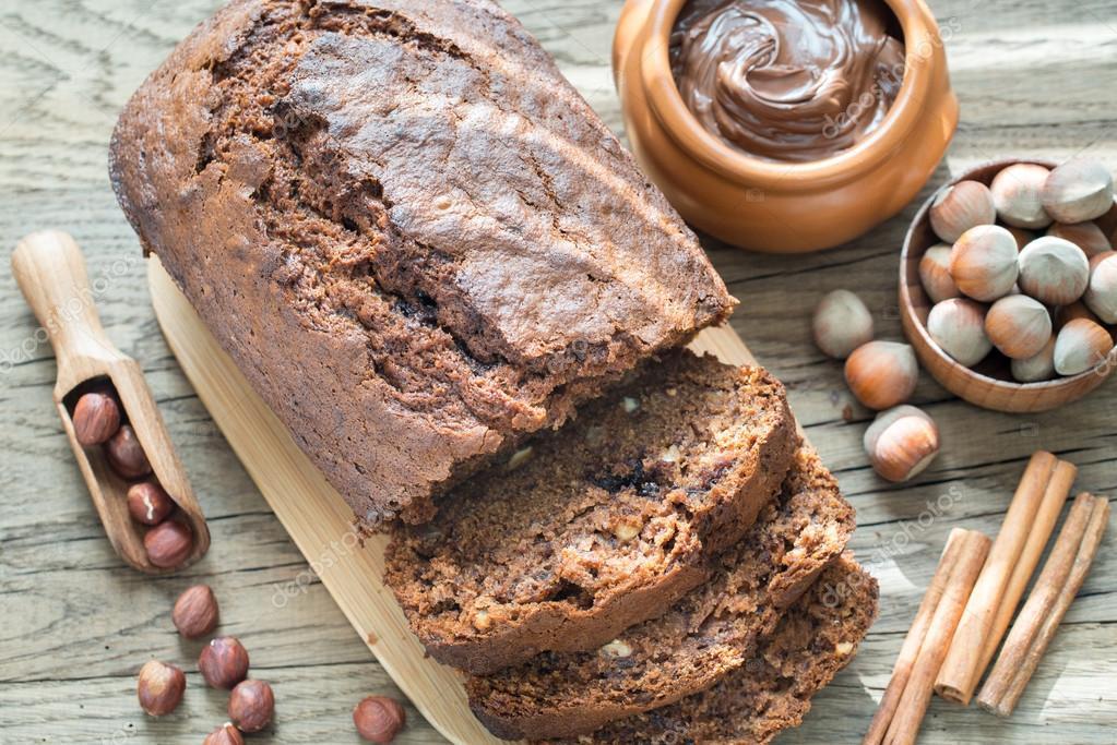 Фото shokoladnyy hleb v razreze 6.