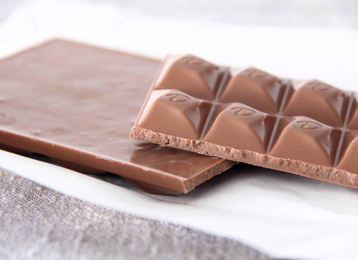molochnyy shokolad