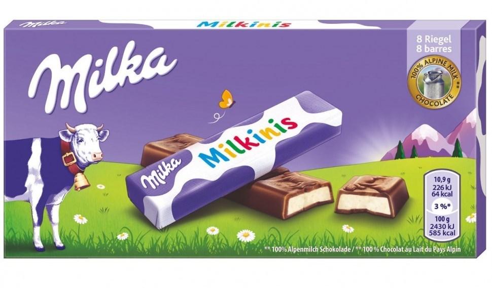 Milka, molochnyy