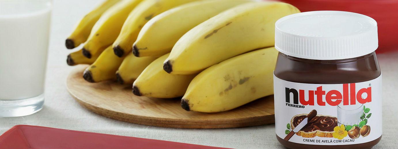 sloyenoye testo s bananom