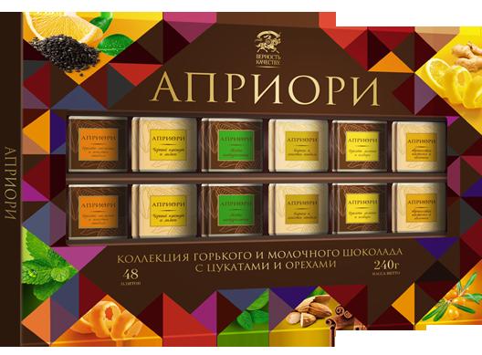 gor'kiy shokolad Apriori
