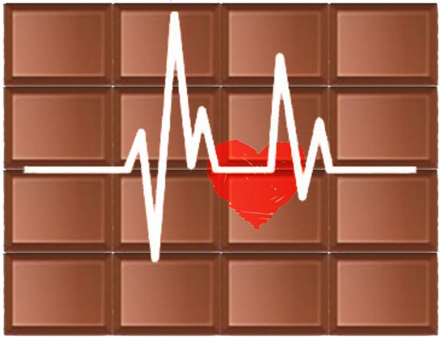 Фото vliyanie shokolada na zdorove 1.