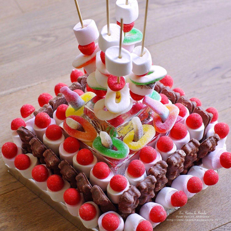Фото tort ukrashennyj konfetami i shokoladkami 21.