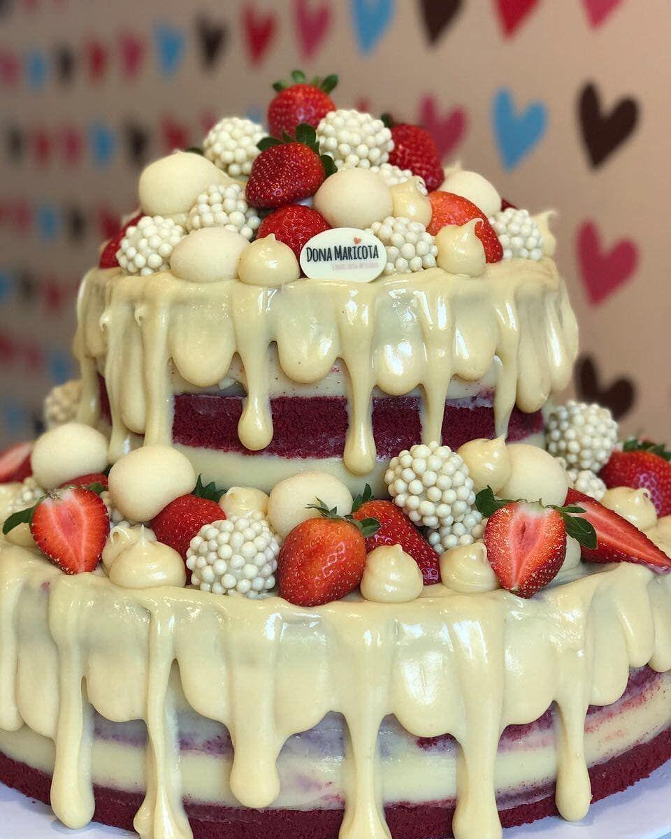 Фото ukrashenie torta konfetami 11.