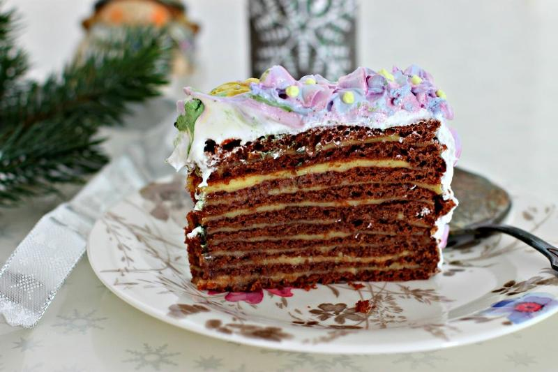 Фото recept tort molochnaya devochka30.