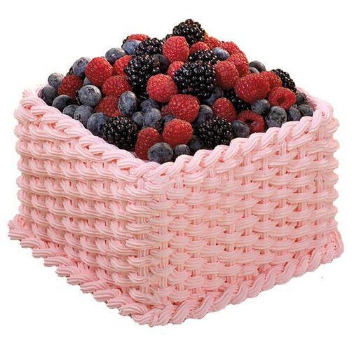 Фото tort ukrashennyj fruktami 12.