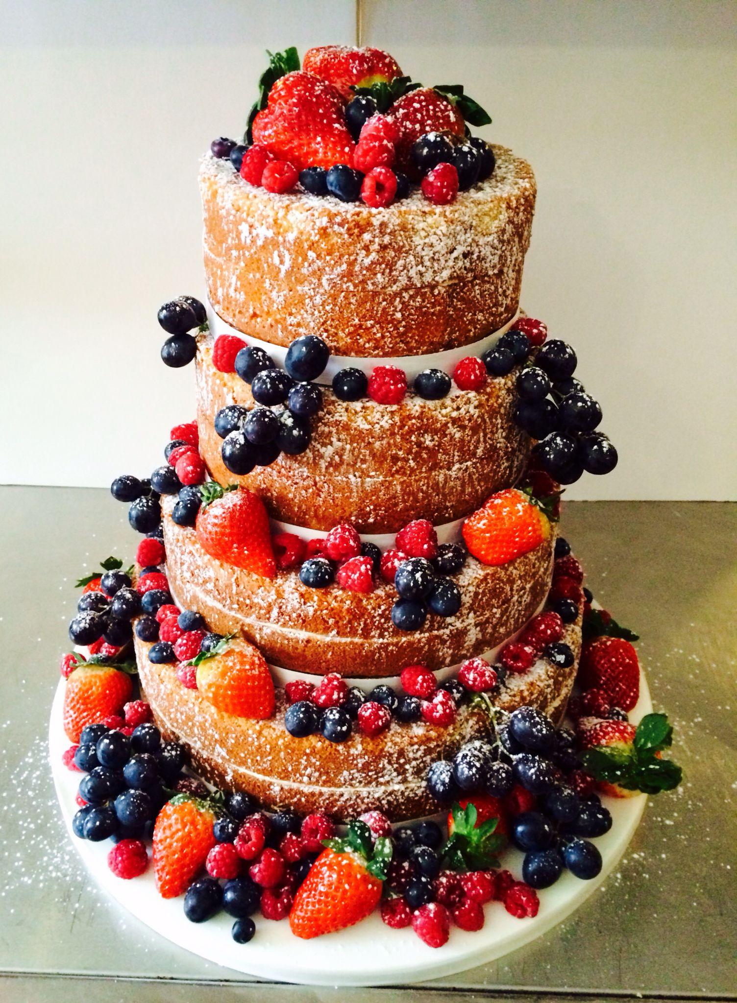 Фото tort ukrashennyj fruktami 30.