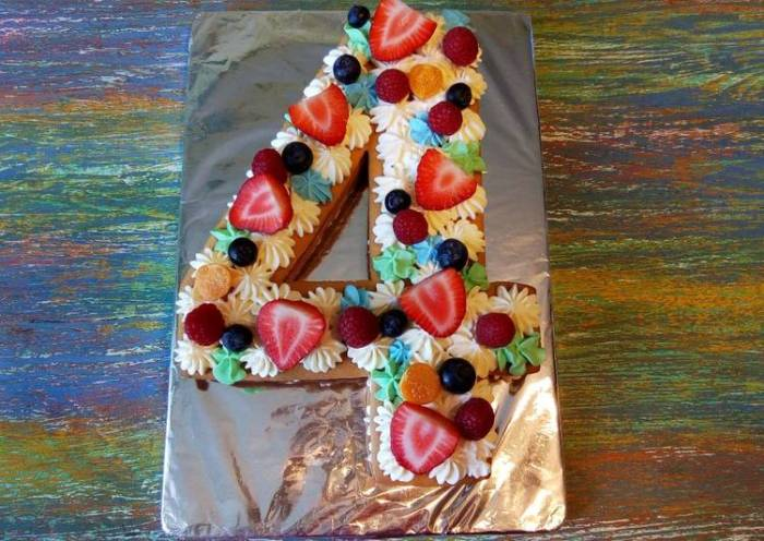 Фото kak prigotovit tort cifru24.