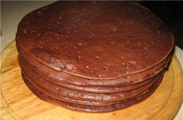 Фото recept shokoladnogo medovogo torta 12.