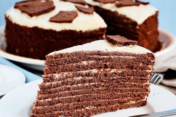 Фото recept shokoladnogo medovogo torta 13.