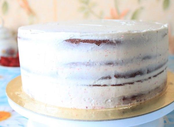 Фото recept shokoladnogo medovogo torta 191.