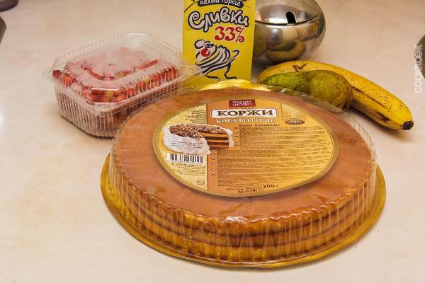 Фото tort iz gotovix korjey 53.