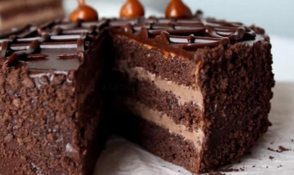 Фото recept torta praga 13.