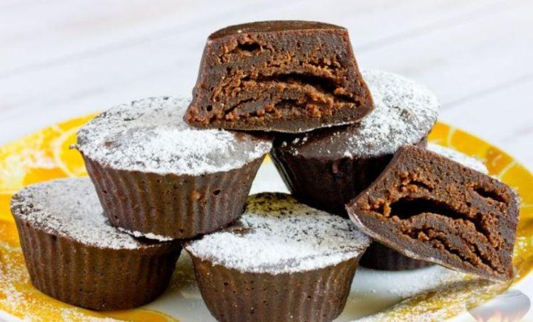Фото shokoladnie maffini recepti 11.