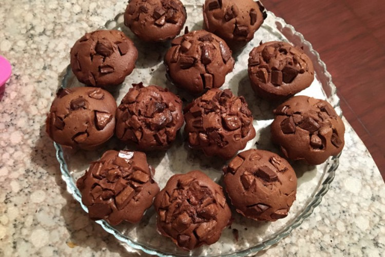 Фото shokoladnie maffini recepti 19.