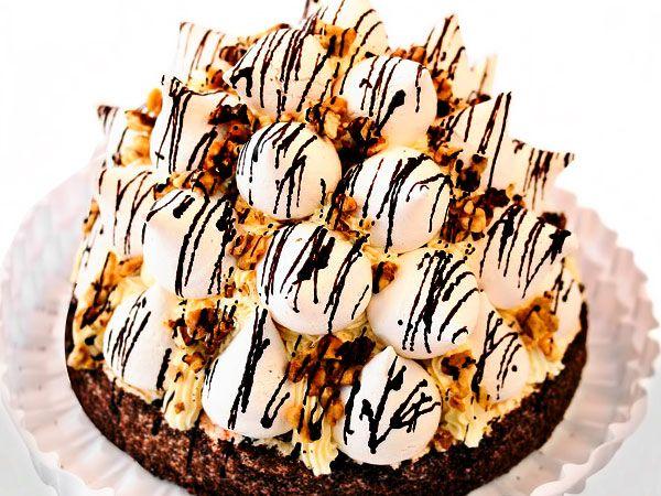 Фото tort grafskie razvaliny s shokoladom 2.