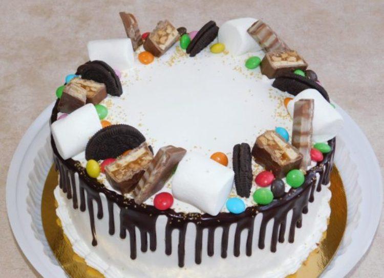 Фото tort s podtekami 26.
