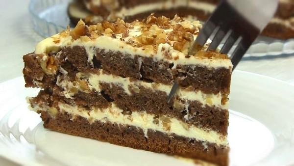 Фото recept shokoladnogo torta na kefire 13.