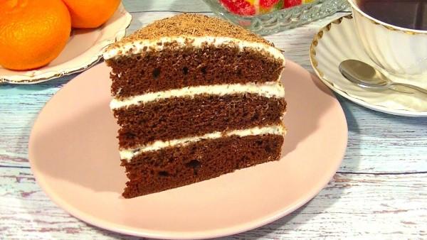 Фото recept shokoladnogo torta na kefire 14.