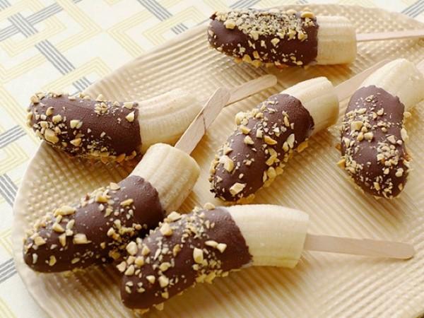 Фото banani v shokolade.
