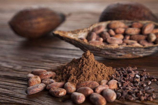 Фото kakao poroshok.